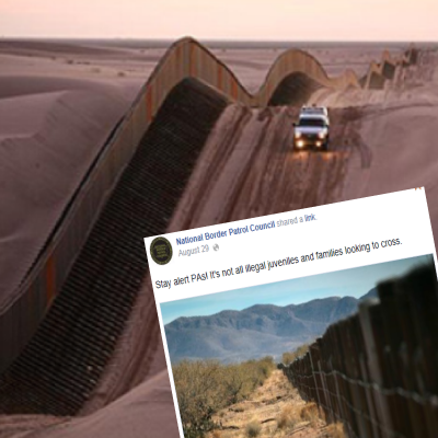 """""""Reliable system to pay Border Patrol agents"""" called for"""